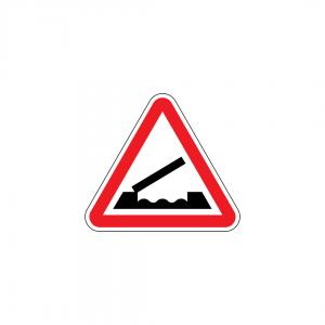 A10 - Ponte móvel - Sinais de Perigo