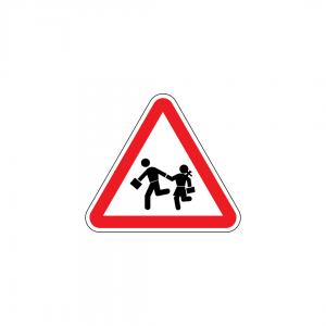 A14 - Crianças - Sinais de Perigo