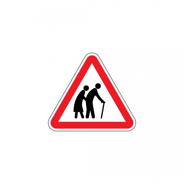 A15 - Idosos - Sinais de Perigo
