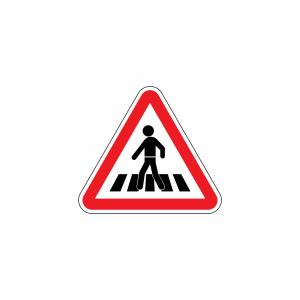 A16A - Passagem de peões - Sinais de Perigo