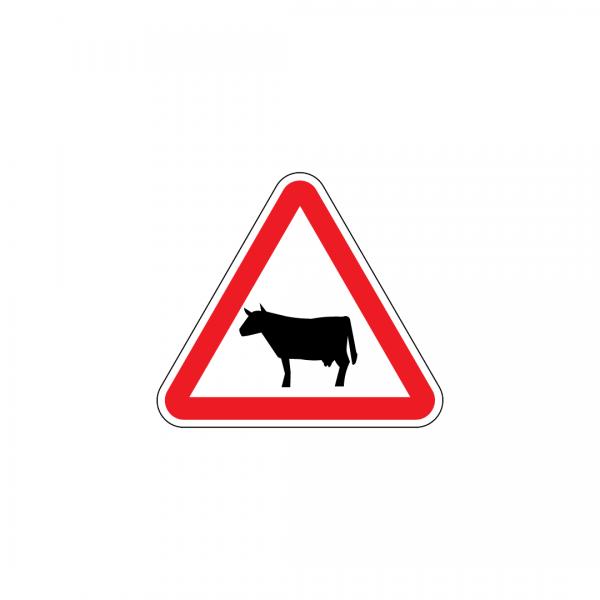 A19A - Animais - Sinais de Perigo