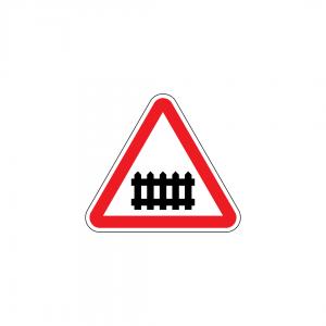 A26 - Passagem de nível com guarda - Sinais de Perigo