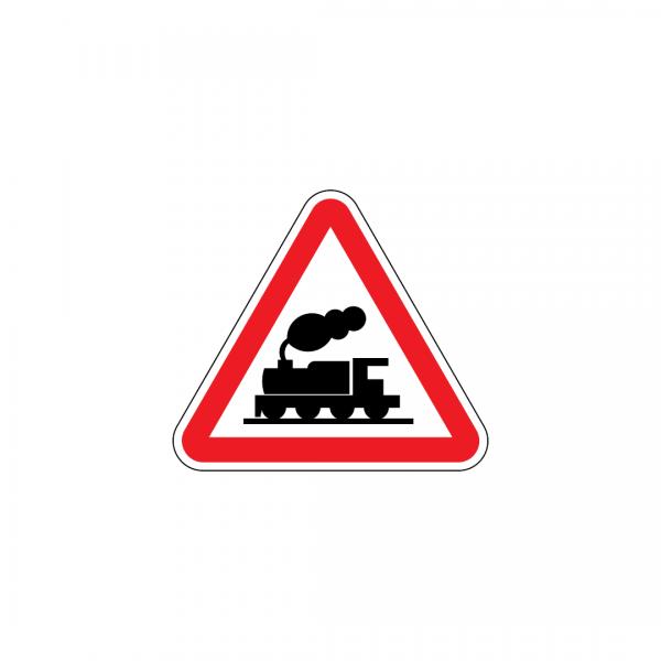 A27 - Passagem de nível sem guarda - Sinais de Perigo