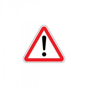A29 - Outros perigos - Sinais de Perigo