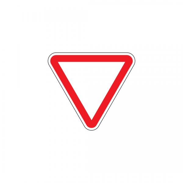 B1 - Cedência de passagem - Sinais de Cedência de Passagem