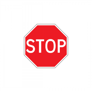 B2 - Paragem obrigatória em cruzamentos ou entroncamentos - Sinais de Cedência de Passagem