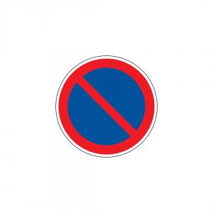 C15 - Estacionamento proibido - Sinais de Proibição