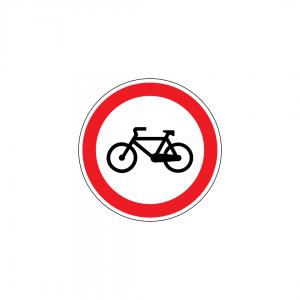 C3G - Trânsito proibido a velocípedes - Sinais de Proibição