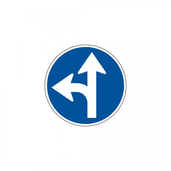 D2A - Sentidos obrigatórios possíveis - Sinais de Obrigação