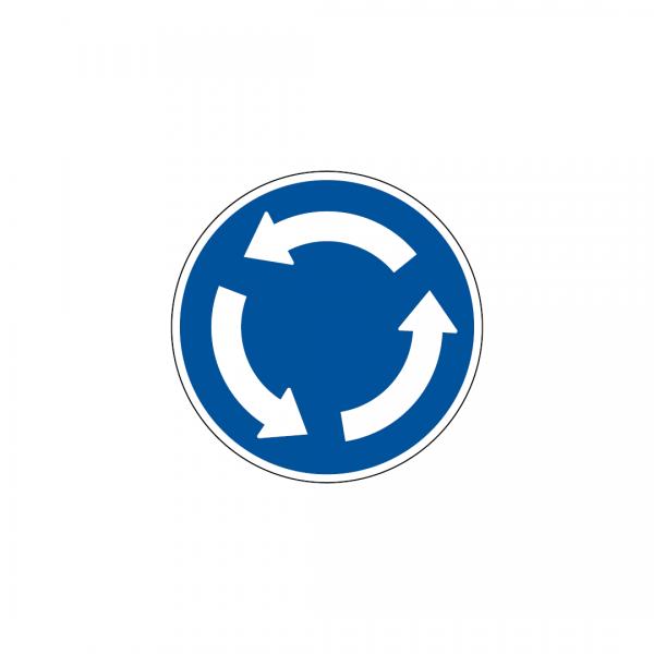 D4 - Rotunda - Sinais de Obrigação