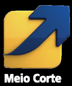 Meio Corte logo
