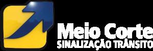 Meio Corte - Logo