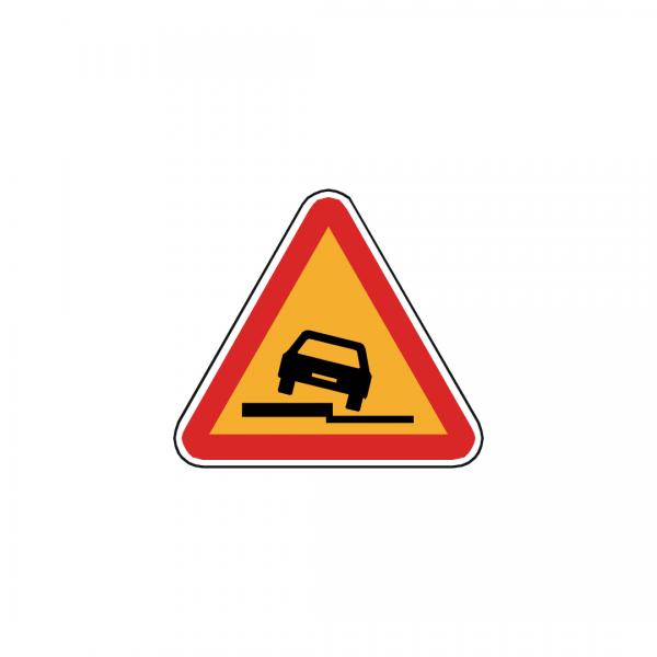 AT13-A7A - Bermas baixas - AT | Sinais de Perigo