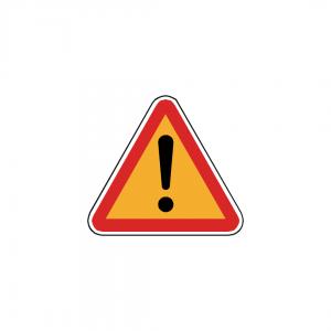 AT15-A29 - Outros perigos - AT | Sinais de Perigo