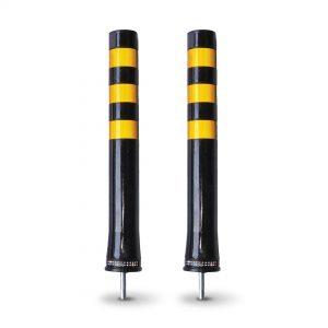 BCR 80 - Baliza cilíndrica rebatível HI ou DG - Equipamento de Guiamento e Balizagem