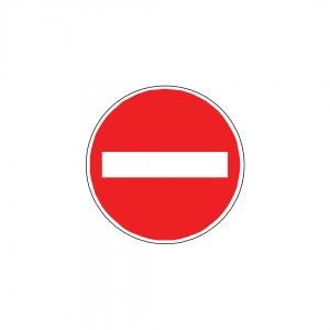 BT6-C1 - Sentido proibido - BT | Sinais de Proibição
