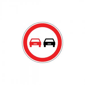 BT7A-C14A - Proibição de ultrapassar - BT | Sinais de Proibição
