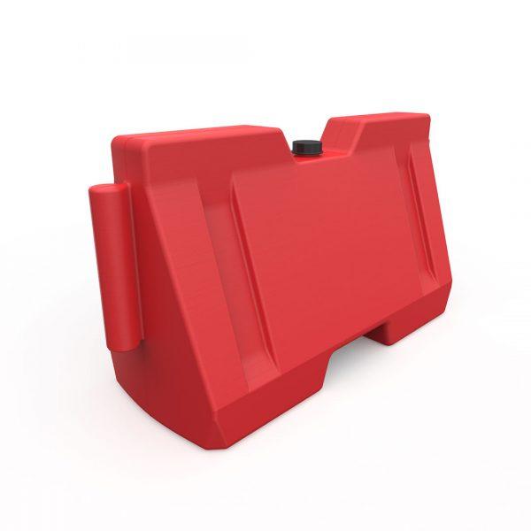 Separadores de Via - Perfil móvel de plástico - ET 10