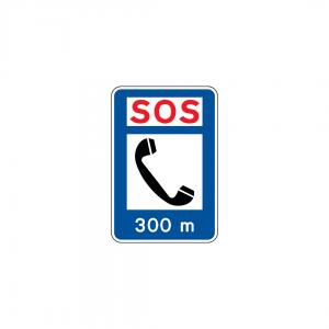 H15 - Telefone de emergência - Sinais de Informação