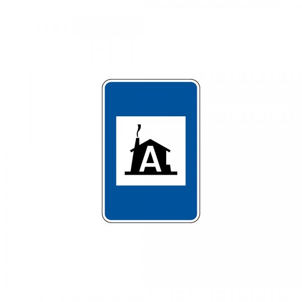 H16B - Albergue - Sinais de Informação
