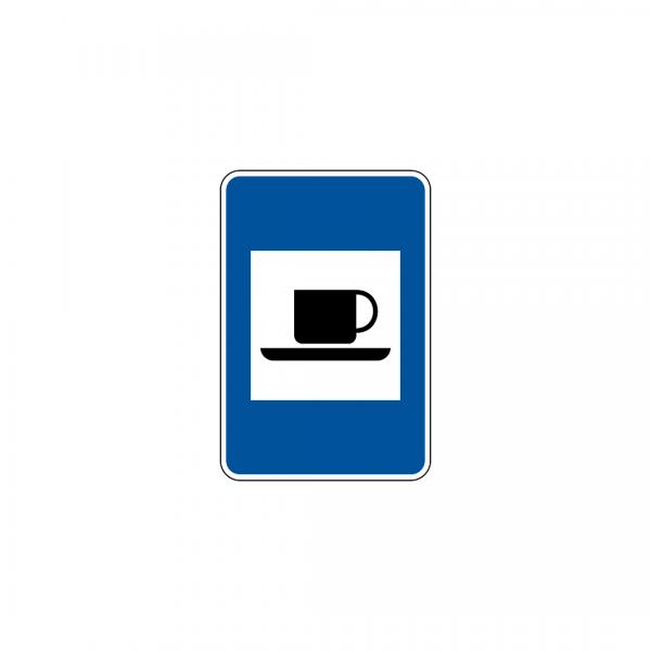 H19 - Café ou bar - Sinais de Informação