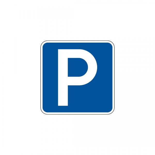 H1A - Estacionamento autorizado - Sinais de Informação