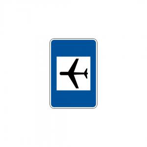 H21 - Aeroporto - Sinais de Informação