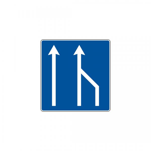 H32 - Supressão de via de trânsito - Sinais de Informação