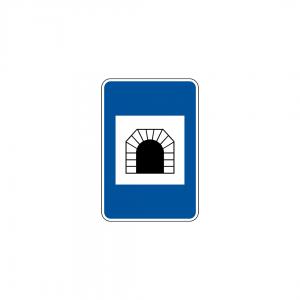 H35 - Túnel - Sinais de Informação