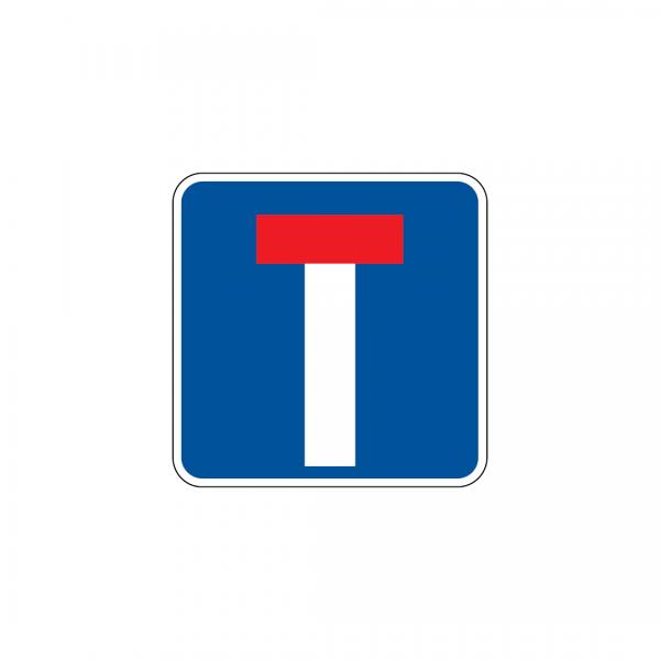 H4 - Via pública sem saída - Sinais de Informação