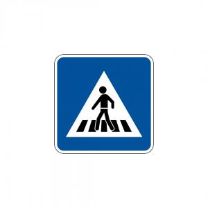 H7 - Passagem para peões - Sinais de Informação
