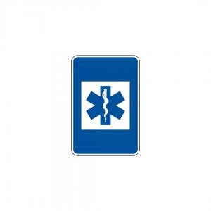 H9 - Hospital com urgência médica - Sinais de Informação