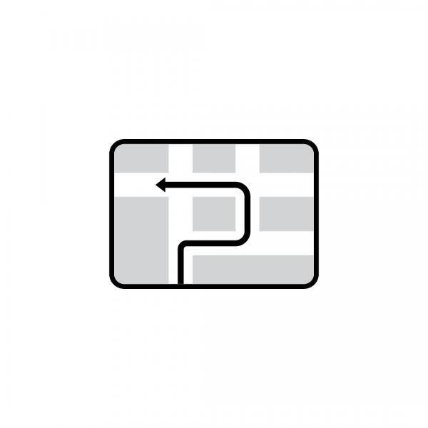 I6 - Pré-sinalização de itinerário - Sinais de Pré-Sinalização
