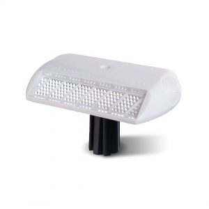MBUE P - MBBE P - Marcador unidirecional e bidirecional de plástico com espigão - Equipamento de Guiamento e Balizagem