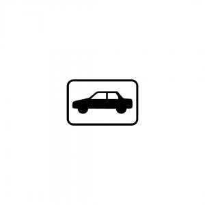 MOD 11A - Indicadores de veículos a que se aplica a regulamentação - Painéis Adicionais