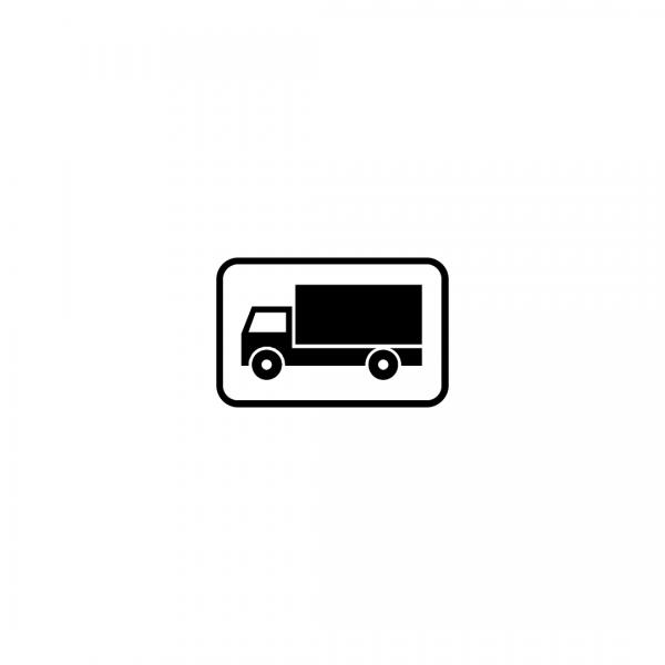MOD 11B - Indicadores de veículos a que se aplica a regulamentação - Painéis Adicionais