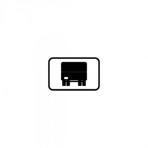 MOD 11E - Indicadores de veículos a que se aplica a regulamentação - Painéis Adicionais