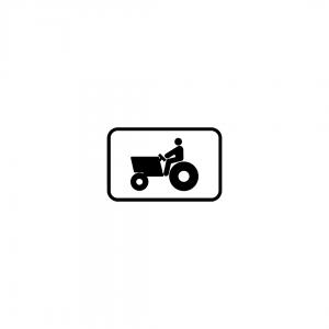 MOD 11I - Indicadores de veículos a que se aplica a regulamentação - Painéis Adicionais