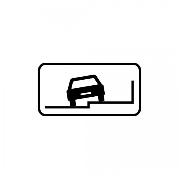 MOD 12C - Indicadores da posição autorizada para estacionamento - Painéis Adicionais