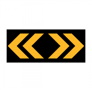 O5A - Baia direcional para balizamento de pontos de divergência - Sinais complementares