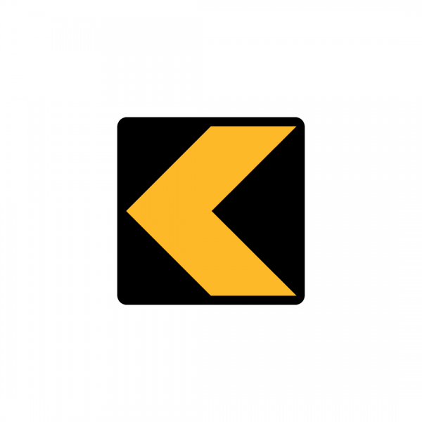 O6A - Baia direcional - Sinais complementares