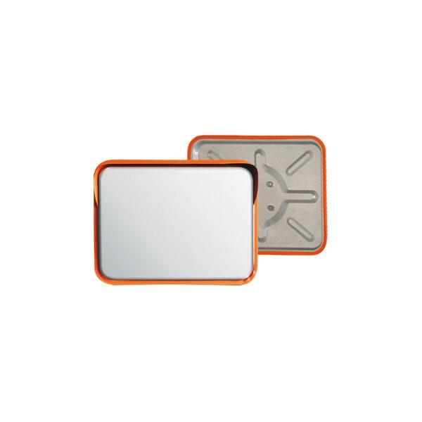 Espelho Inox Retangular