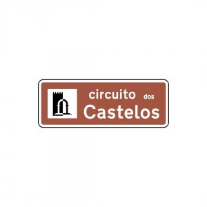 T4A - Identificação de circuito - Sinalização Turístico-Cultural