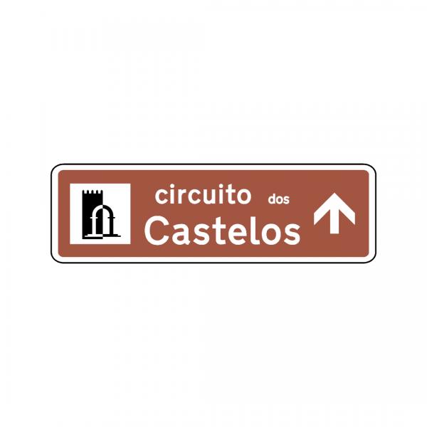 T4B -Direção de circuito - Sinalização Turístico-Cultural