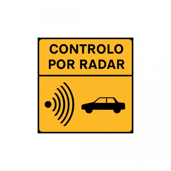 TV6 - Zona de velocidade controlada - TV | Sinais Temporários Vários