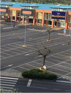 Estacionamento Exterior