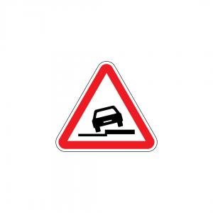 A7B - Bermas baixas - Sinais de Perigo