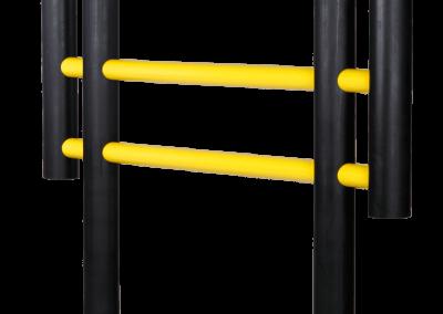 Barreiras Flexíveis Foxtrot - Meio Corte4